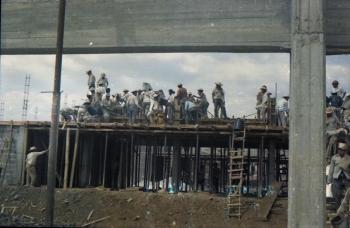 Construcción Preparatoria Diurna No. 1