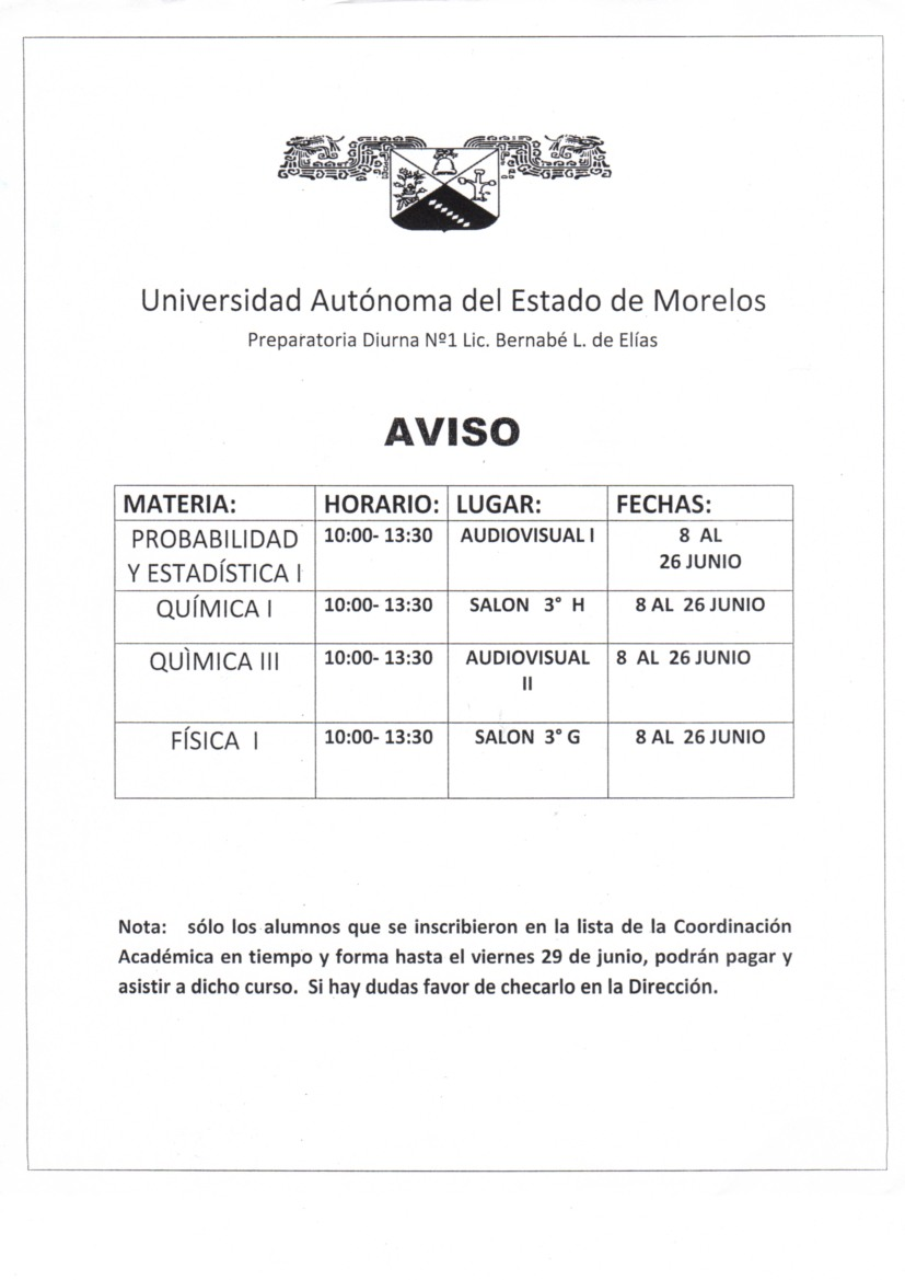 CURSOS INTENSIVOS001