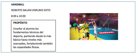 handball(ya)