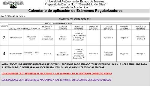 CALENDARIO EXAMENES REGULARIZADORES ENE 2015.xls