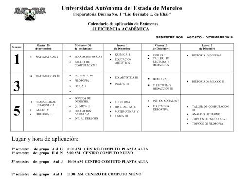 calendario-examenes-suficiencia-academica-nov